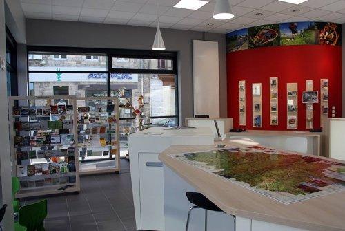 Accueil de l'Office de Tourisme Intercommunal du Haut Pays du Velay