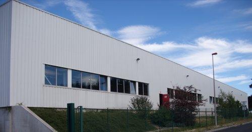 Bâtiment industriel de la Communauté de Communes du Pays de Montfaucon