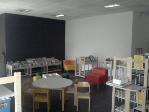 Bibliothèque de Riotord