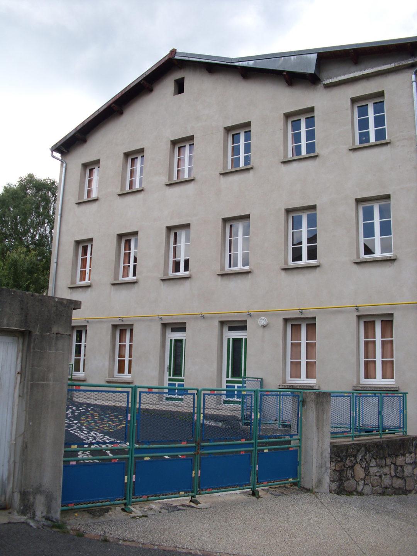 École privée de Dunières