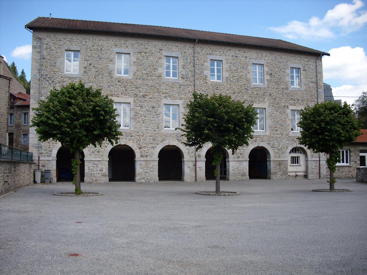 École privée de Riotord