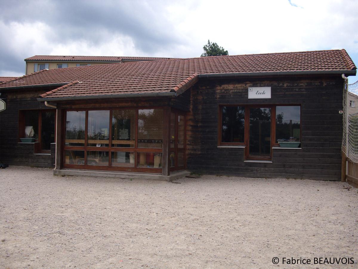 École privée de Saint-Bonnet-le-Froid