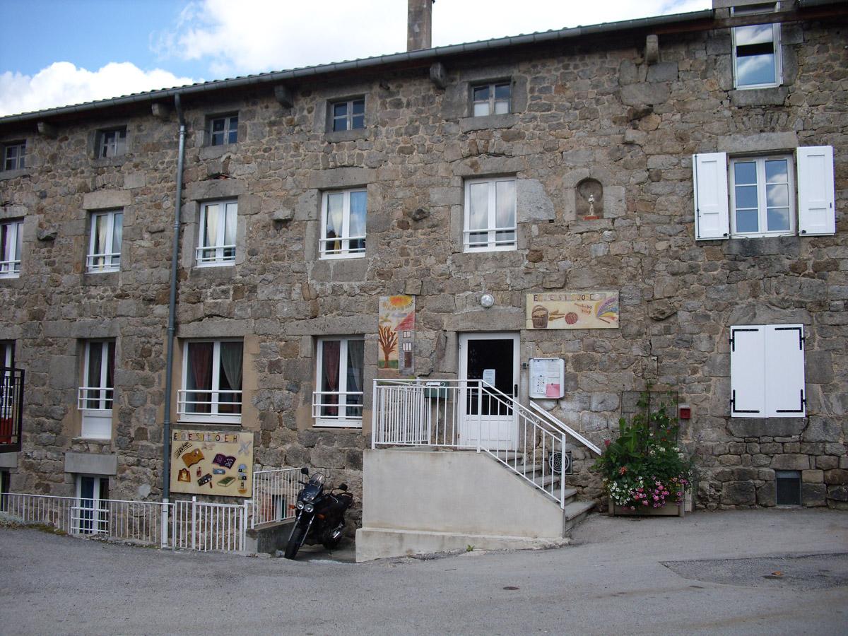 École privée de Saint-Romain