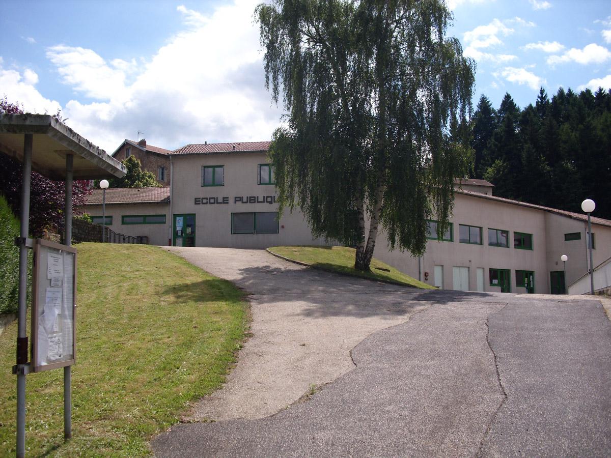 École publique de Dunières