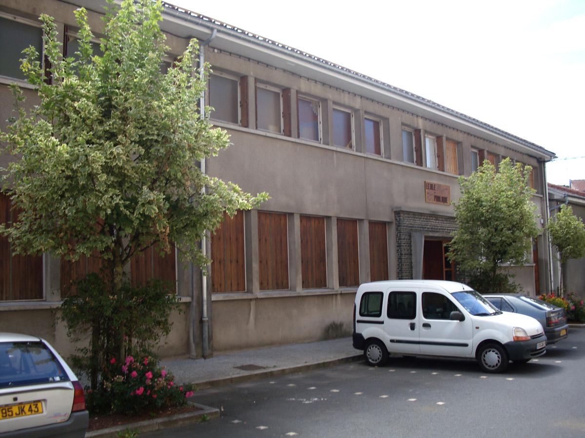École publique de Montfaucon