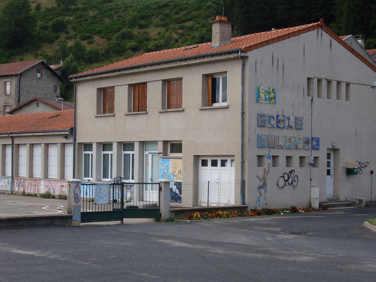 École publique de Riotord