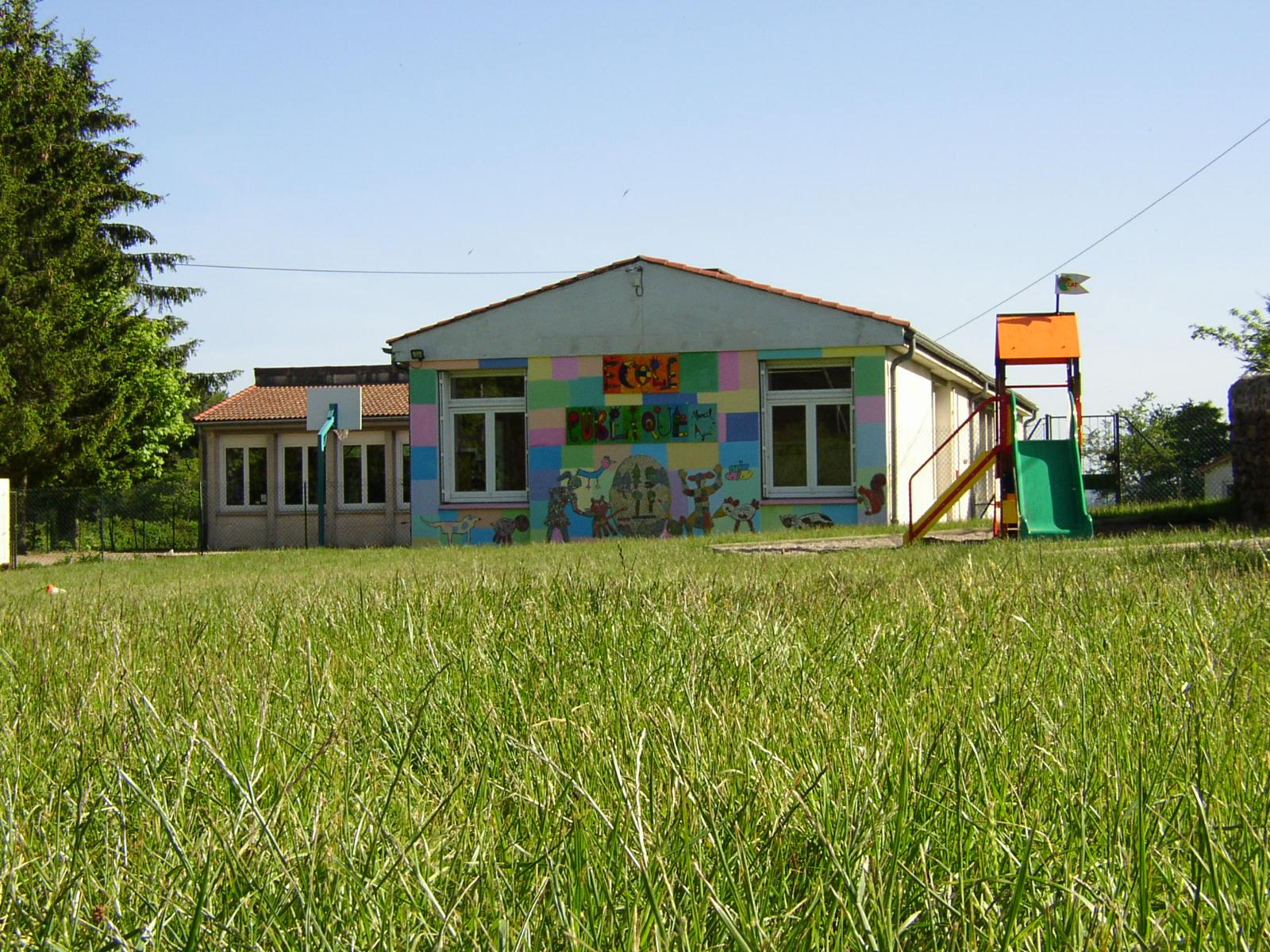 École publique de Saint-Romain