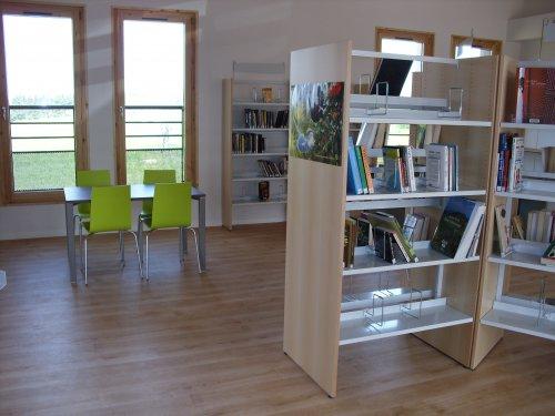 Bibliothèque de Raucoules