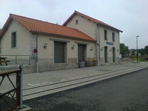 Gare d'Oumey