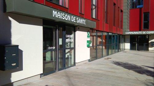 Maison de santé de Montfaucon