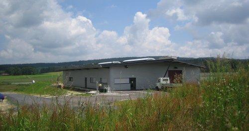 Pépinière d'entreprises (Z.A. du Cantonnier – 43290 Montregard)