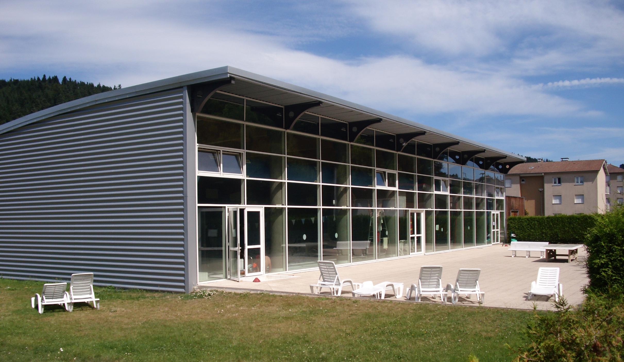 Piscine de la Communauté de Communes du Pays de Montfaucon