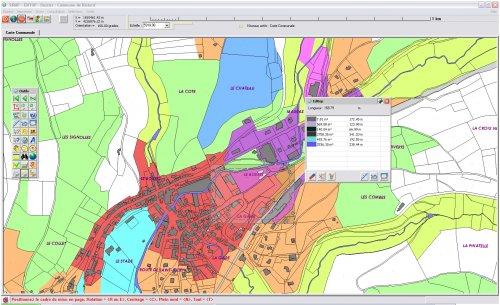 Nouveau logiciel SIG de la Communauté de Communes du Pays de Montfaucon