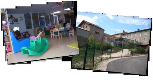 Crèche « Les Libellules » à Montfaucon