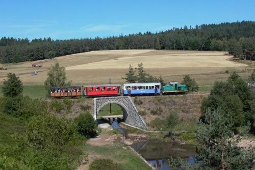 Un lien touristique en plein cœur du sud de l'Auvergne