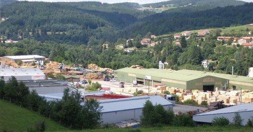 Zone d'activité de Ville (Dunières)